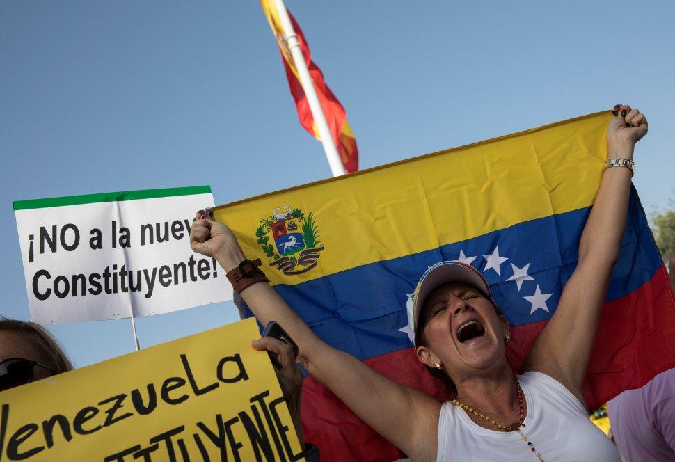 Oposición venezolana rechaza la Constituyente de Nicolás Maduro