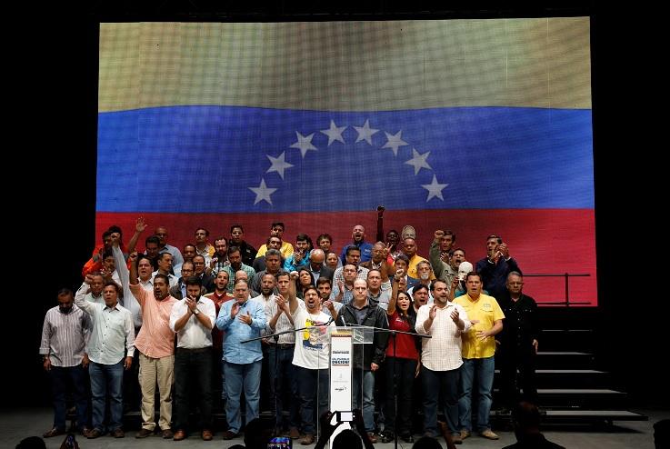 Oposicion Vicepresidente Asamblea Nacional Venezuela Opositores