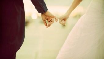 una pareja se une en matrimonio en la cdmx