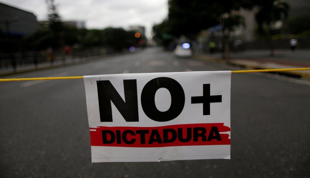 Maduro Paro Convocado Oposicion Derrotado Venezuela