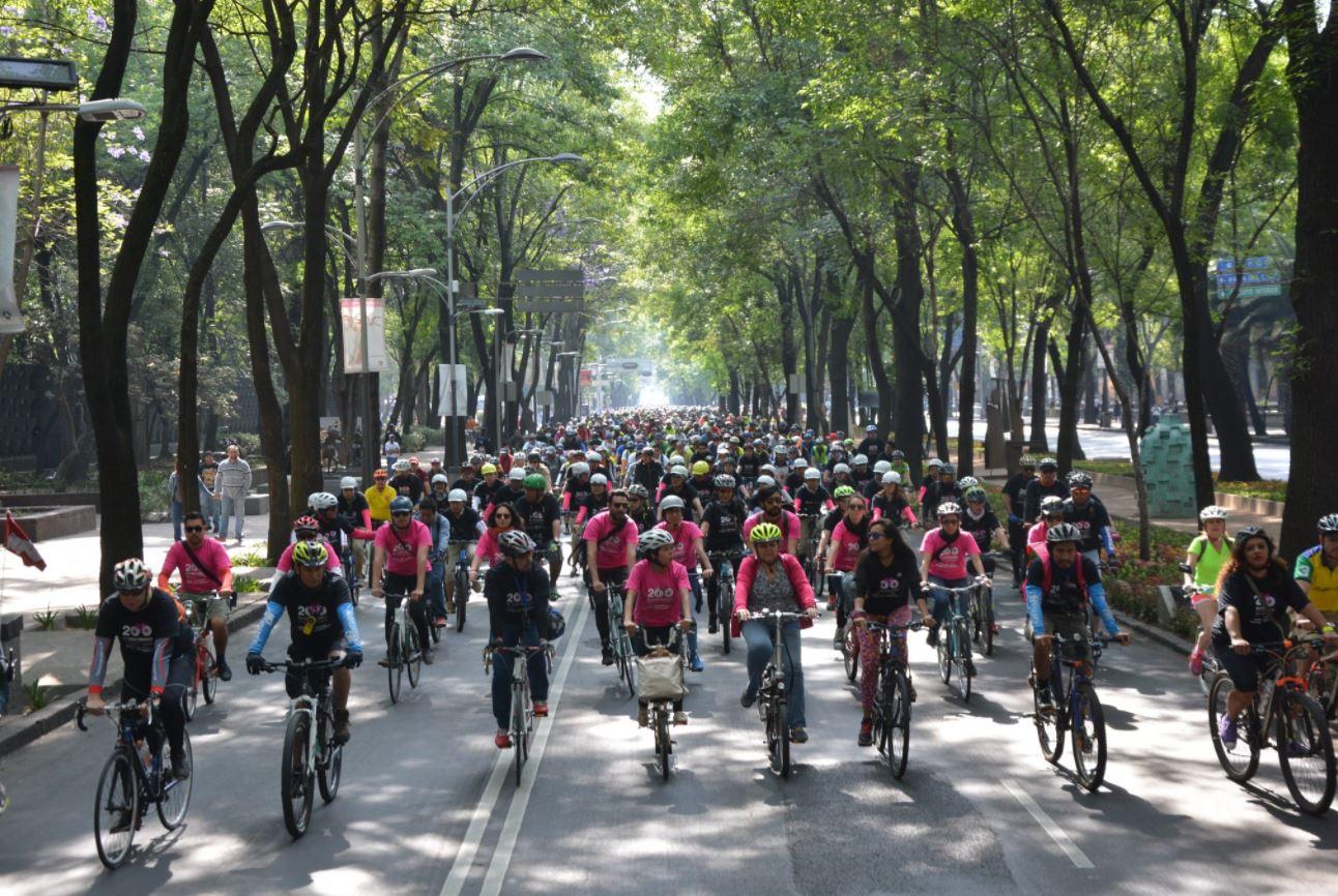 Se cumplen 10 años del programa Muévete en Bici