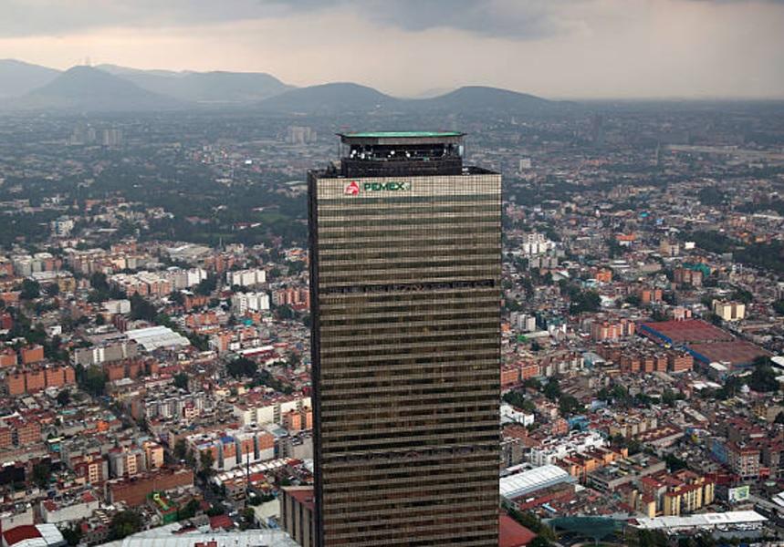 Petróleo mexicano retrocede vende dólares barril