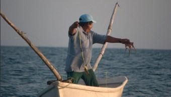 Pescadores Revision Embarcaciones Campeche Seguridad Pesca