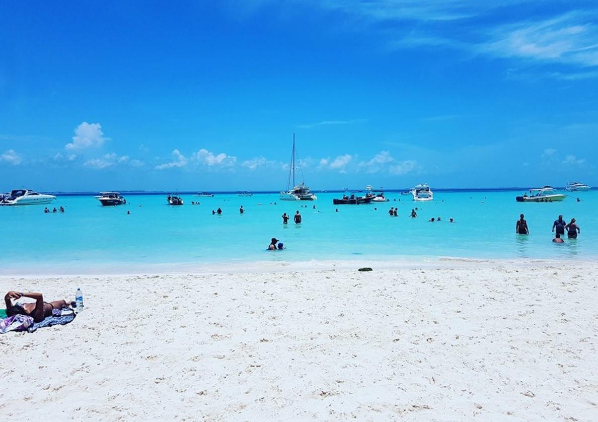 Playas mexicanas listas para uso recreativo en estas vacaciones