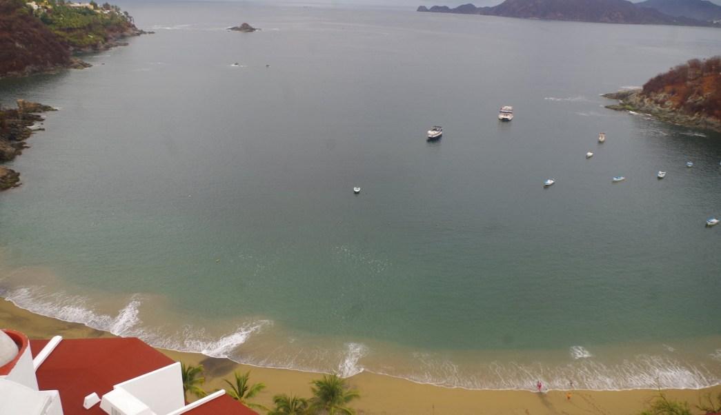 Playas de Colima están listas para la temporada vacacional. (Notimex Archivo)