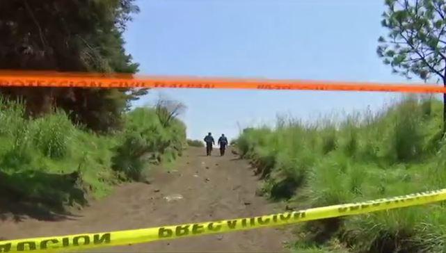 Presuntos huachicoleros provocan fuga en un ducto en la México-Cuernavaca
