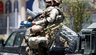 Estado Islamico atentado embajada Irak Kabul