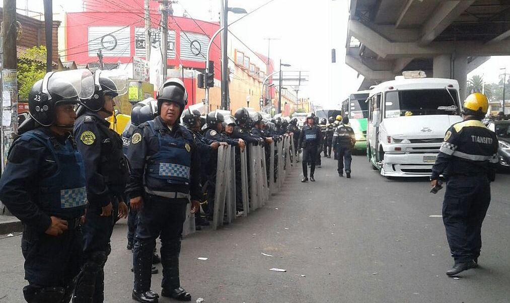 Tláhuac, Operativos, Ojos, Marina, Narcotrafico, Policías, Noticieros