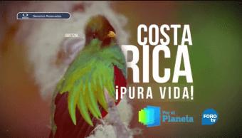 Por el Planeta Costa Rica pura vida