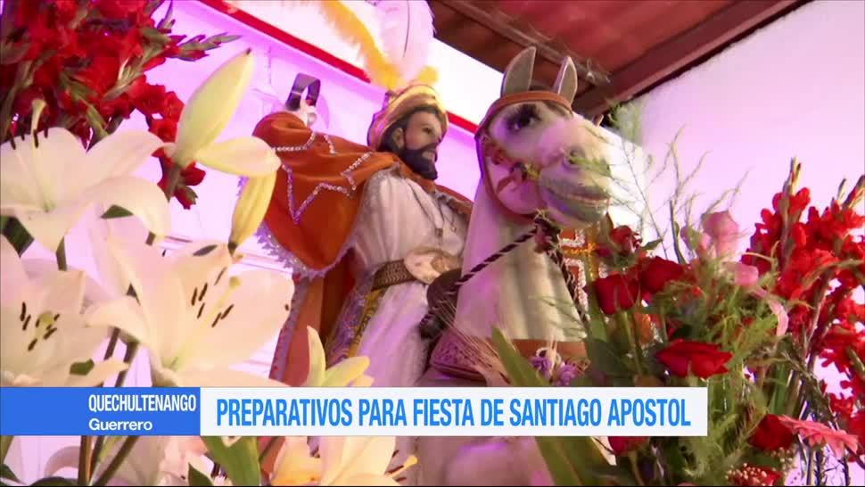 rituales, indígenas, fiestas, patronales, honor, Santiago Apostol