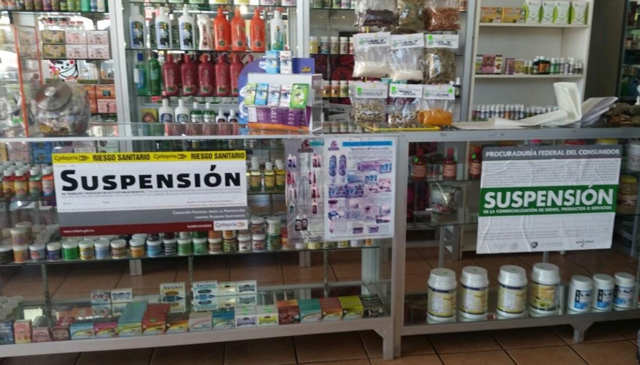 Aseguran Producto Milagro Cofepris Profeco Salud