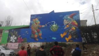 Programa, Ciudad Mural, Zacatecas, Cultura, Arte