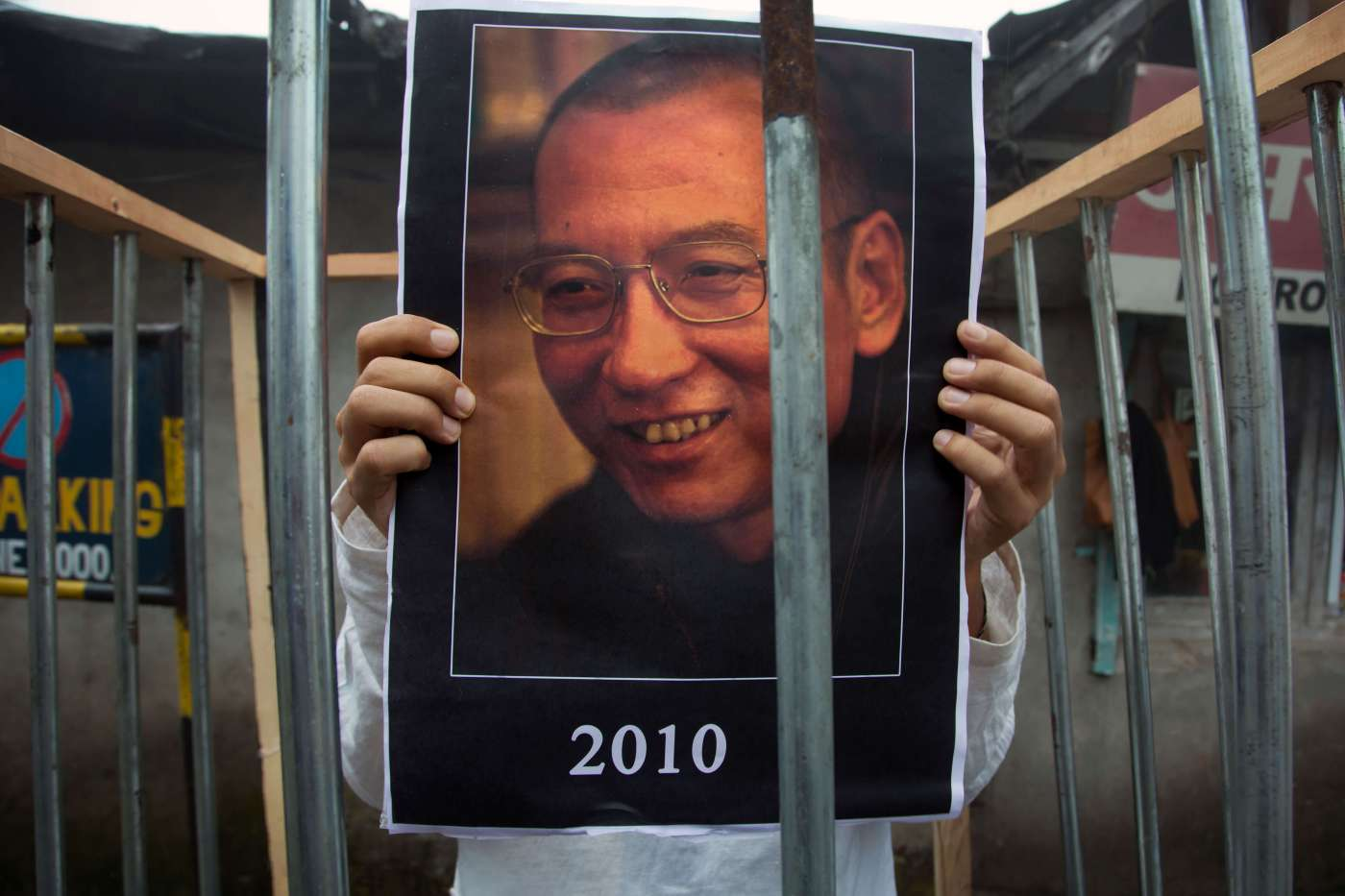 Protesta en el Tibet por la libertad de Liu Xiaobo