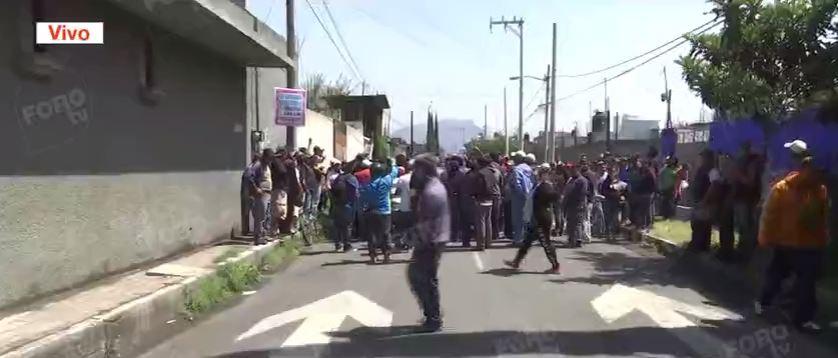 habitantes de tlahuac protestan por decomiso de mototaxis
