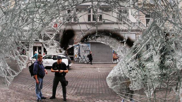 Protestas, Hamburgo, Alemania, G20, Angela Merkel, política, seguridad