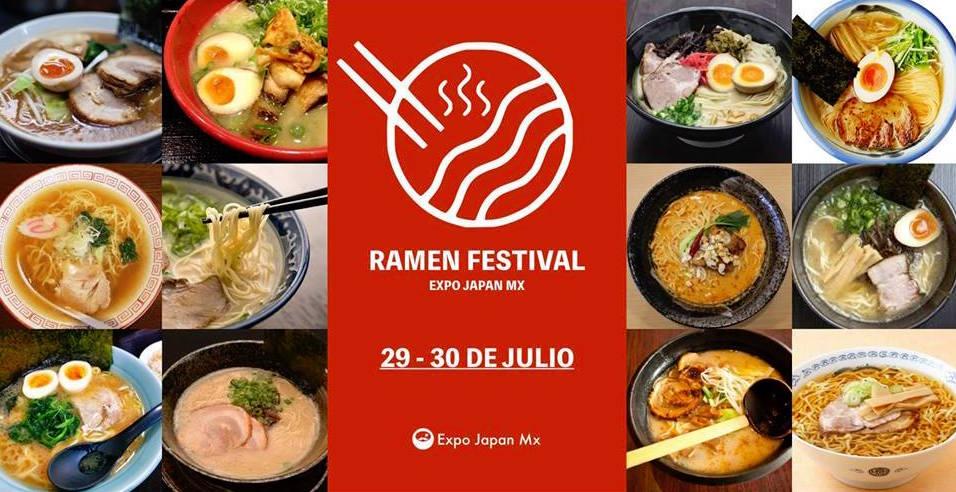 Festival Ramen, Japón, comida, Asociación México Japonesa, alimentos