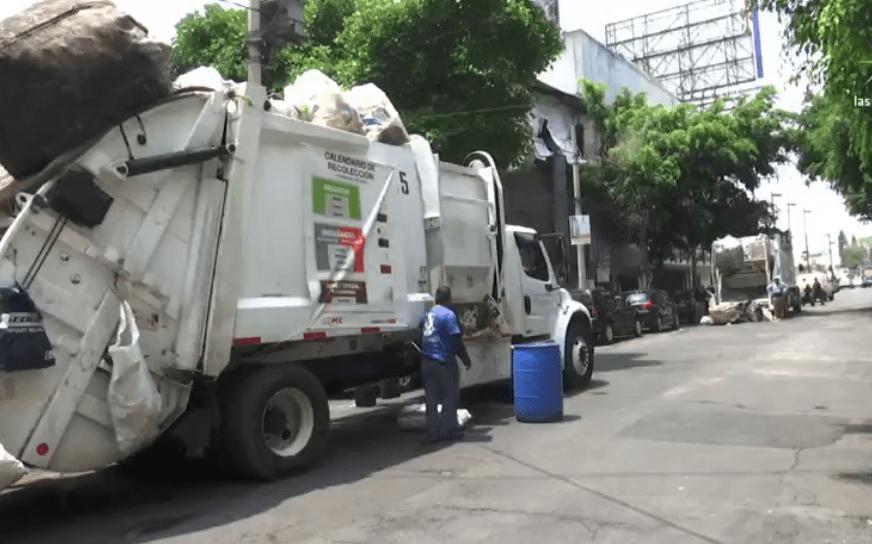 Recoleccion, Basura, Ciudad De Mexico, Inorganicos, Organicos, Nueva, Norma