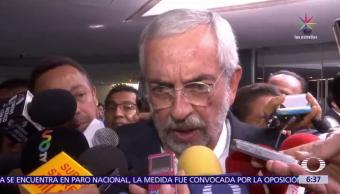 Rector UNAM Disminución Narcomenudeo