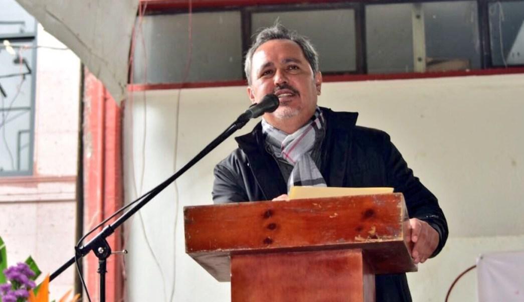 Senadores Diputados Delegado Tlahuac Rigoberto Salgado
