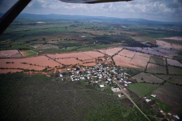 Clima, río Zula, Ocotlán, Jalisco, desbordamiento, daños, viviendas, lluvias