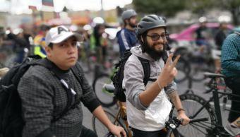 Ciclistas, Cdmx, Rodada, Automovilistas, Angel de la independencia, Critical mas, Fallecidos