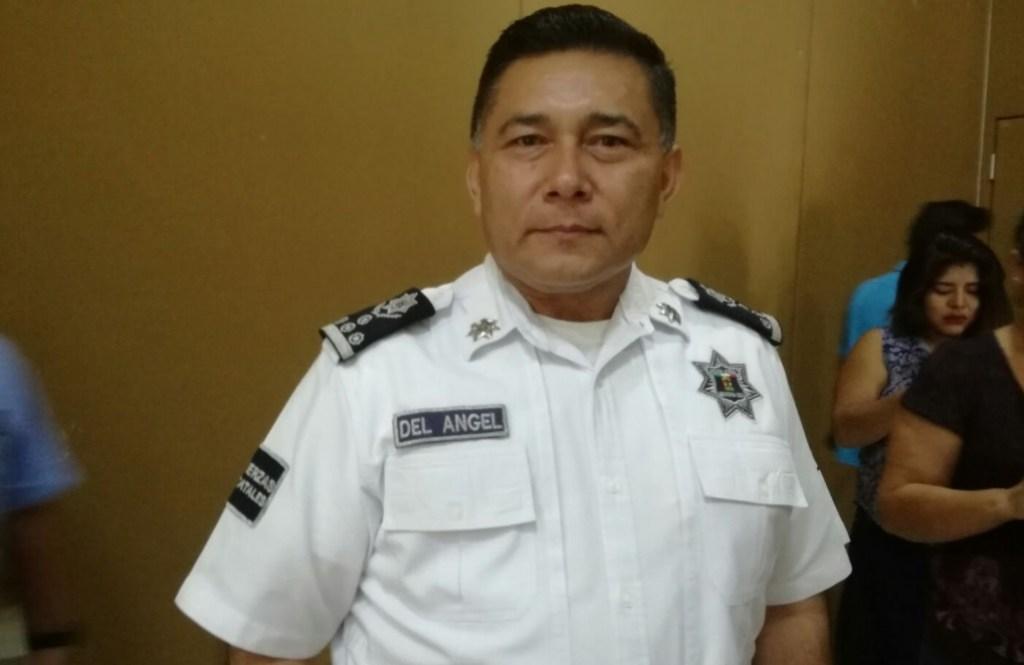 Rodolfo del Ángel Campos, titular de la Secretaría de Seguridad Pública de Quintana Roo. (Twitter Quintana Roo Hoy Archivo)