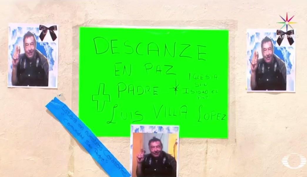 Sacerdote, asesinado, Los Reyes, La Paz, Edomex, Fiscalía