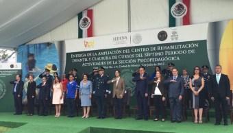 México requiere de unidad, aseguró Salvador Cienfuegos. (Twitter @S_Cienfuegos_Z)