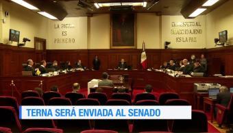 noticias, forotv, SCJN, Senado, designación de magistrado, Suprema Corte de Justicia de la Nación