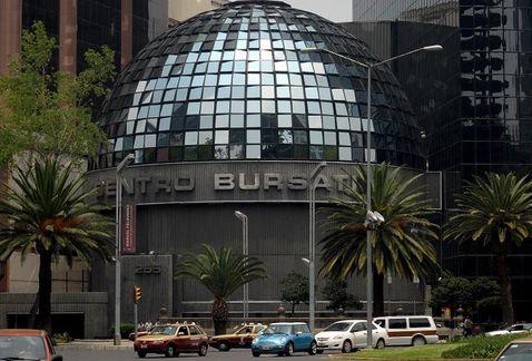Bolsa Mexicana valores cierra sesion ganancias