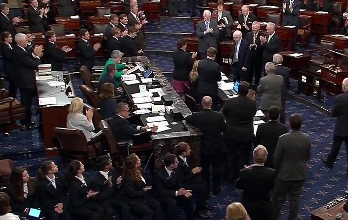 Senado EU Rechaza Proyecto Derogar Obamacare