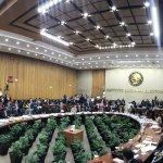 Sesión del Consejo General del INE