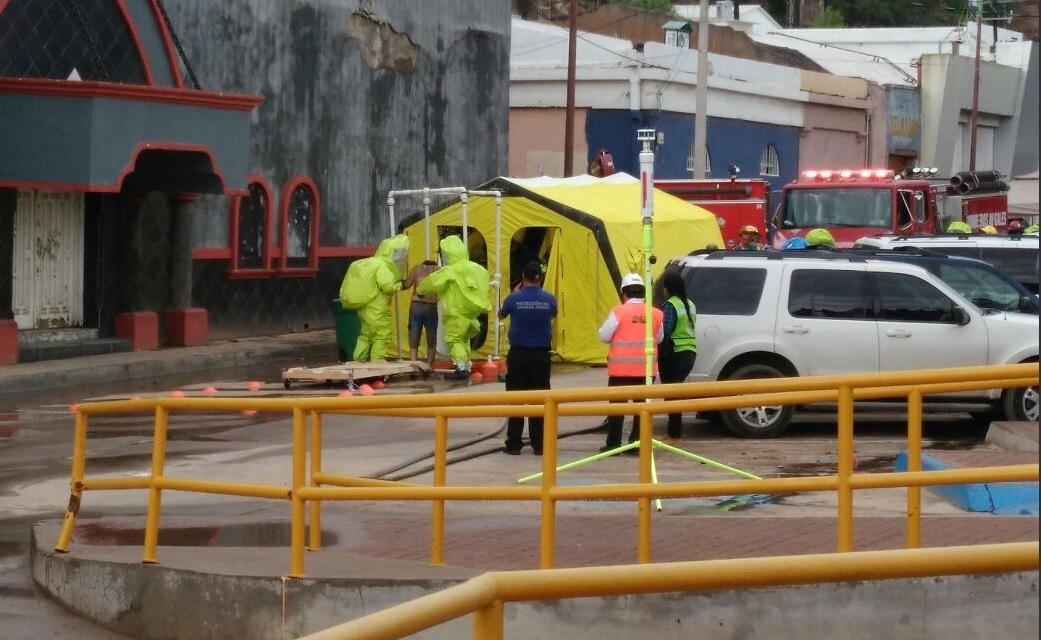 Por 'incendios' en Pemex Yucatán habrá movilización de bomberos
