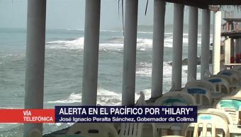 Situacion Estable Colima Hilary Jose Ignacio Peralta Sanchez Gobernador De Colima Situacion Es Bastante Estable