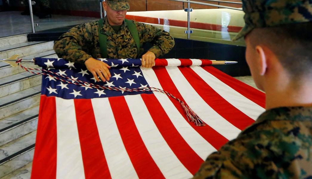 Estados Unidos, Joseph Dunford, Capitolio, Washington, Soldados