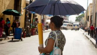 Prevén temperaturas de 35 a 40 grados en 13 entidades de México. (Notimex)