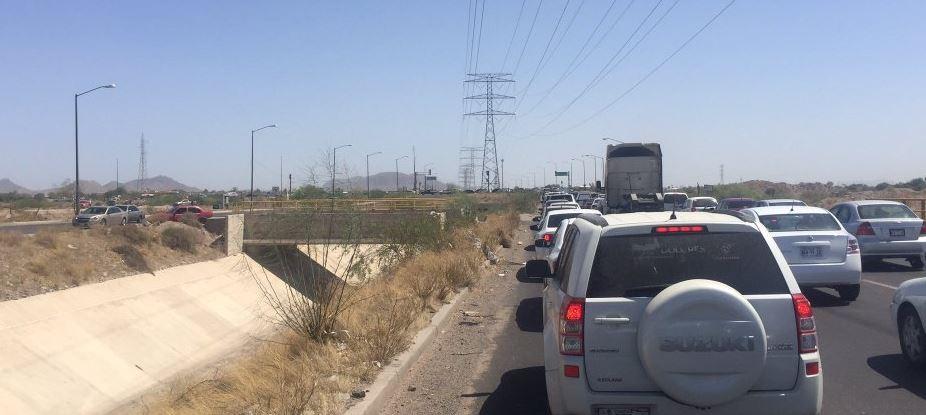Sonora, Altas Temperaturas, Calor Extremo, Accidentes Viales, Noticias, Noticieros