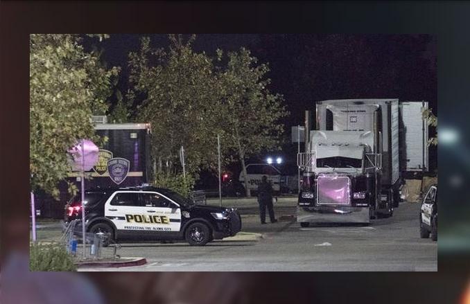 Hallan, Muertos, Heridos, Camion, Texas, Policia, Migrantes