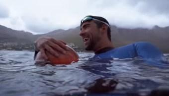 Campeon Olimpico, Michael Phelps, Carrera, Tiburon