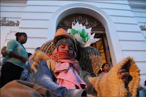 Celebran, Festival, Tlacololero, Guerrero, Danza, Campesinos, Tierras, Tradiciones