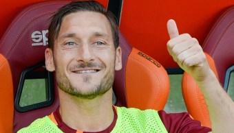 Roma, Toti, futbol, italiano, deportes, dirigente,