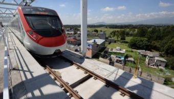 Modifican, Ruta, Tren Interurbano, Tala, El Ocotal, Bosque, Arboles, Mexico, Toluca