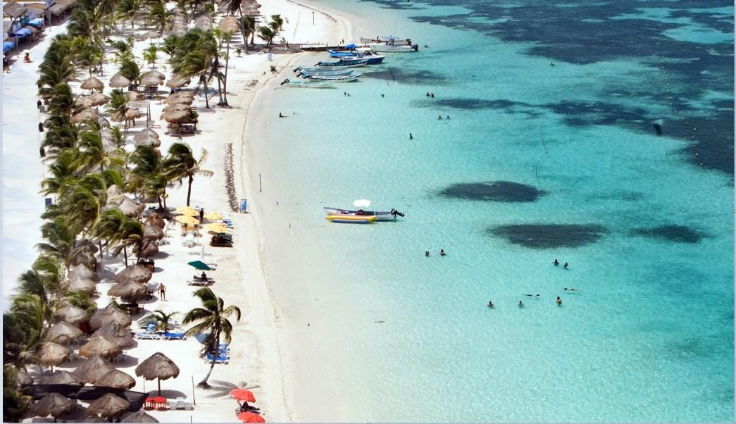 Mexico tiene 3 playas con el distintivo blue flag