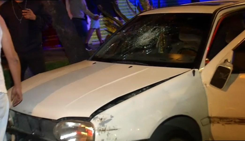 Varias personas son agredidas sobre calzada de Tlalpan