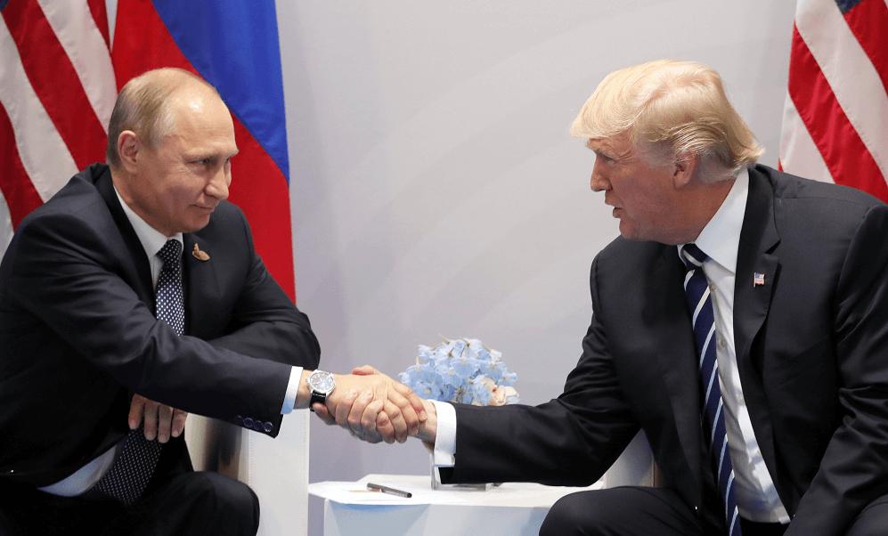 Putni, Trump, Cumbre, G20, Hamburgo, diplomáticos,
