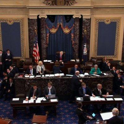 Senadores republicanos defienden a Kavanaugh tras su polémica confirmación