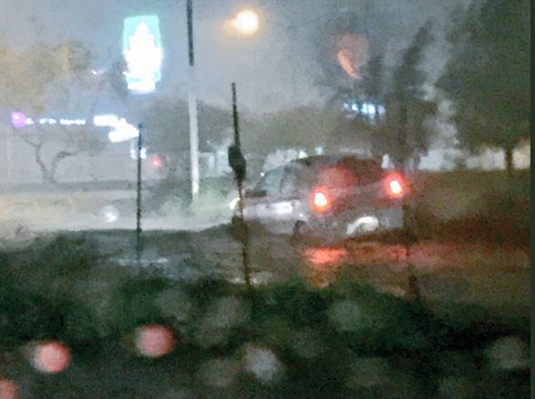 Tormenta provoca afectaciones en Zapopan, Jalisco