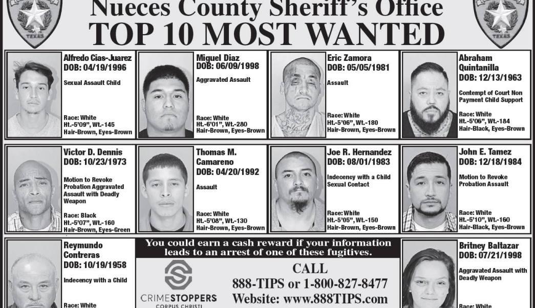 Kumbia All-Starz, 10 más buscados, A.B. Quintanilla, Selena Quintanilla, Selena, Texas