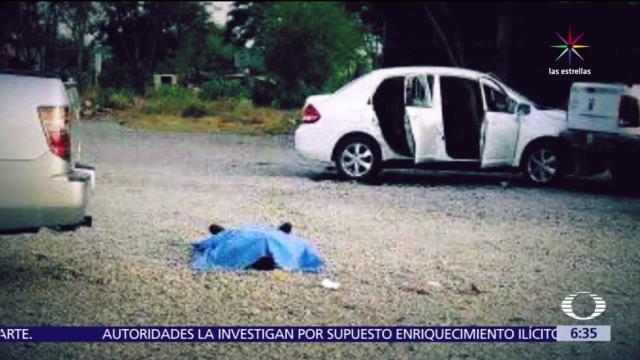 Asesinan Coordinador Penales Tamaulipas