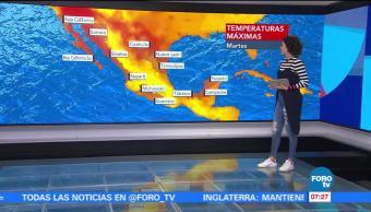 Ciudad de México, tendrá, grados, centígrados